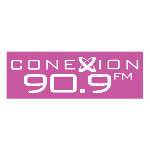 Conexion 90.9 FM Tabasco Logo ,Logo , icon , SVG Conexion 90.9 FM Tabasco Logo