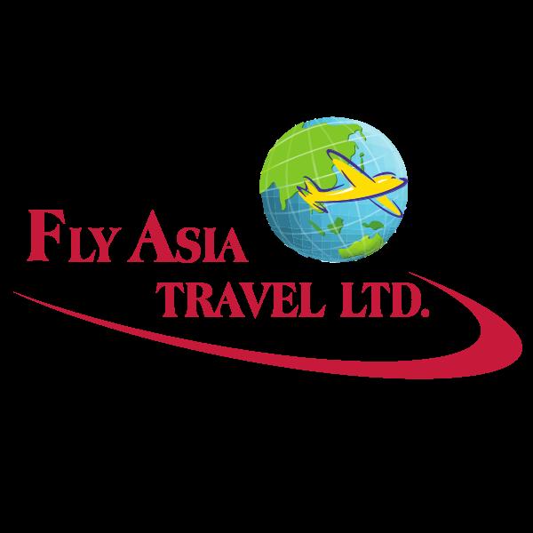 Fly Asia Travel Logo ,Logo , icon , SVG Fly Asia Travel Logo