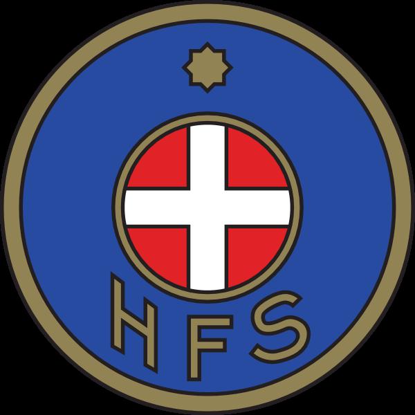 HFS Horsens Logo ,Logo , icon , SVG HFS Horsens Logo