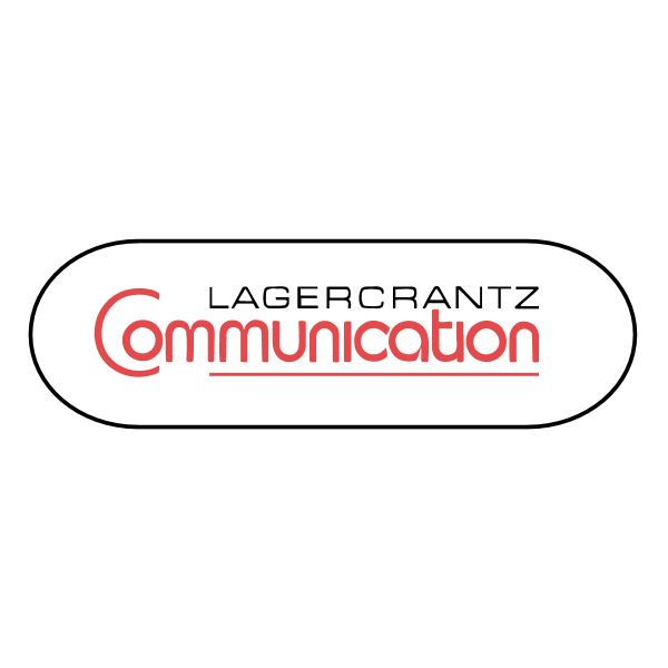 Lagercrantz Communication Logo ,Logo , icon , SVG Lagercrantz Communication Logo