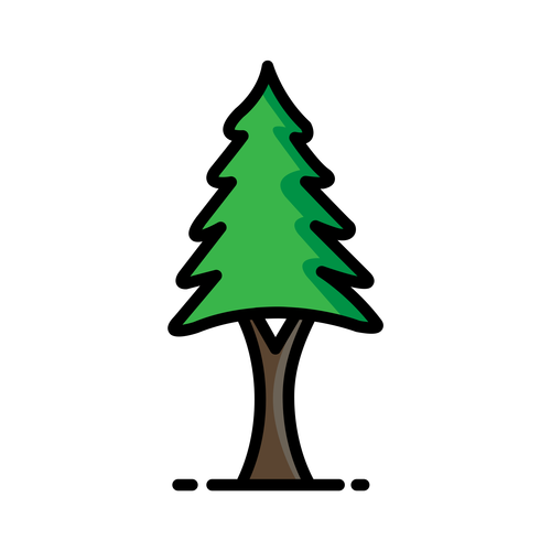 Tree_2998115 ,Logo , icon , SVG Tree_2998115