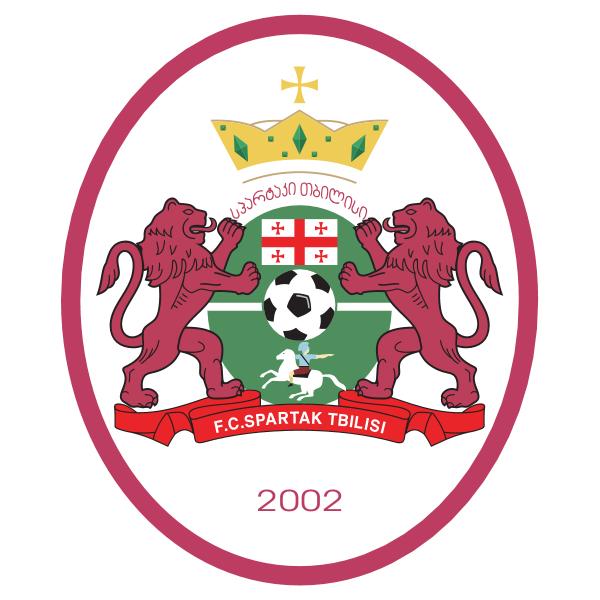 FC Spartak Tbilisi Logo ,Logo , icon , SVG FC Spartak Tbilisi Logo