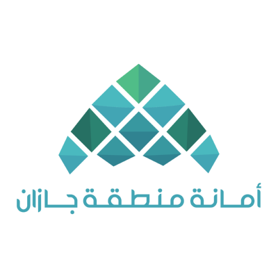 Jazan أمانة منطقة جازن ,Logo , icon , SVG Jazan أمانة منطقة جازن