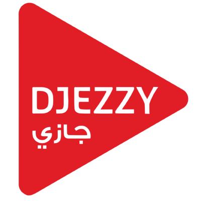 DJEZZY – جازي ,Logo , icon , SVG DJEZZY – جازي