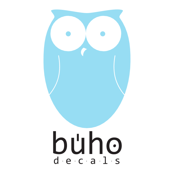 buho decals Logo ,Logo , icon , SVG buho decals Logo