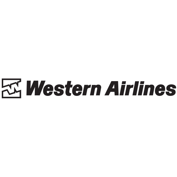 Western Airlines Logo ,Logo , icon , SVG Western Airlines Logo