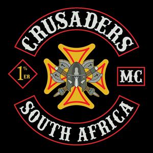 Crusaders Motorcycle Club Logo