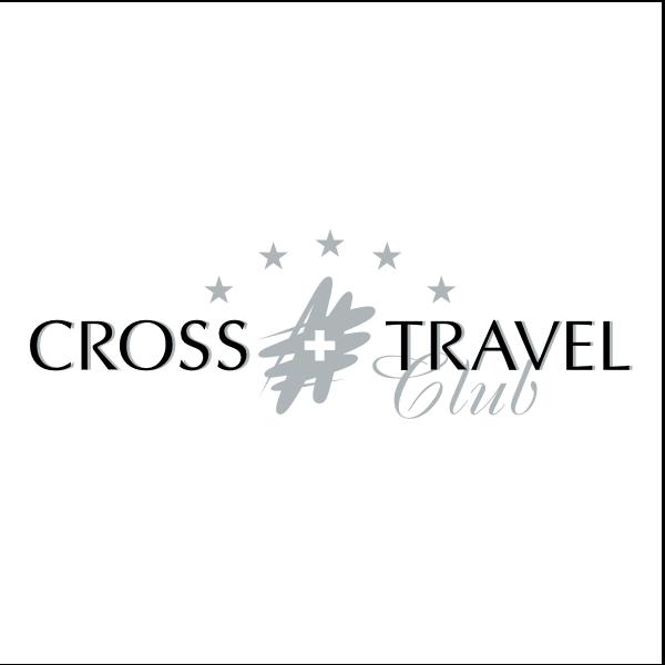 Cross Travel Logo ,Logo , icon , SVG Cross Travel Logo