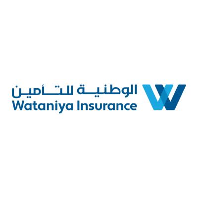 الوطنية للتأمين Wataniya insurance ,Logo , icon , SVG الوطنية للتأمين Wataniya insurance