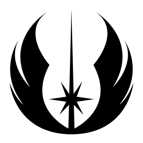 jedi order ,Logo , icon , SVG jedi order