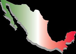 Mapa de Mexico Logo ,Logo , icon , SVG Mapa de Mexico Logo