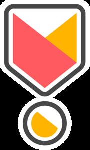 Airbnb Superhost Logo ,Logo , icon , SVG Airbnb Superhost Logo