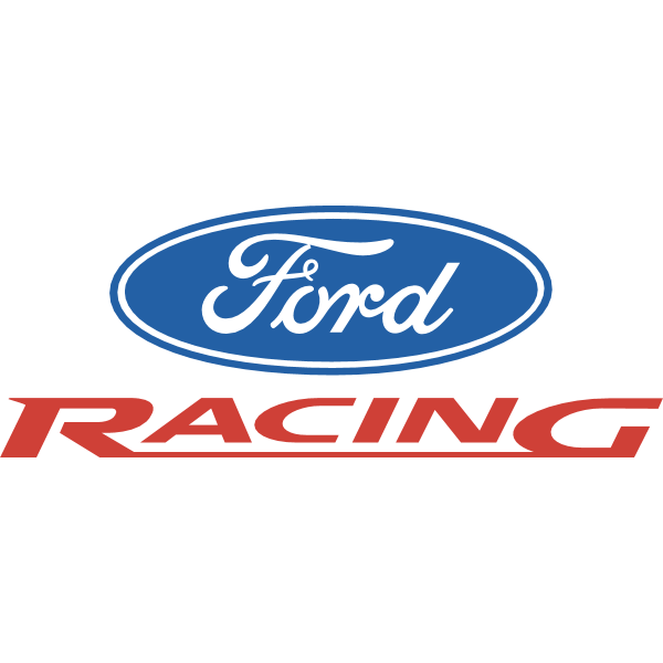 FORD RACING ,Logo , icon , SVG FORD RACING