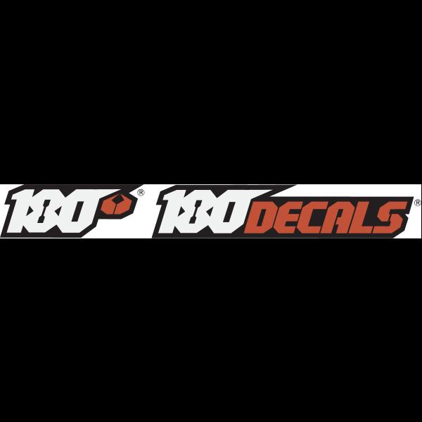 180 Decals Logo ,Logo , icon , SVG 180 Decals Logo
