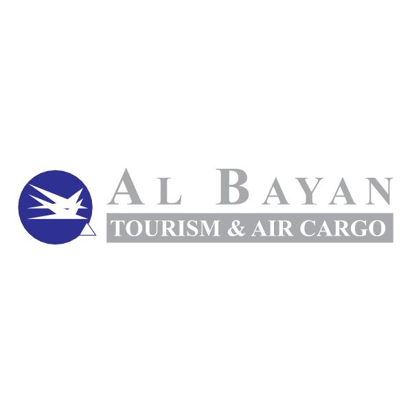 Al Bayan Tourism & Air Cargo Logo ,Logo , icon , SVG Al Bayan Tourism & Air Cargo Logo