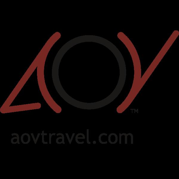 AOV Travel Logo ,Logo , icon , SVG AOV Travel Logo