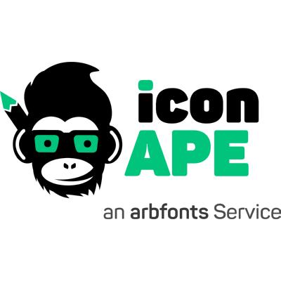 شعار القرد ,Logo , icon , SVG شعار القرد