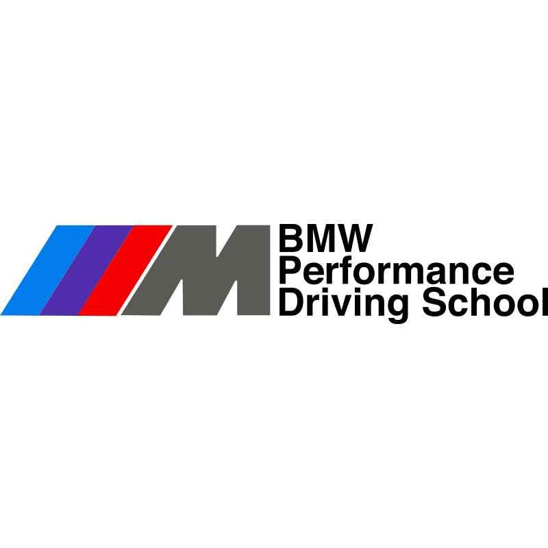 BMW Performance Driving School ,Logo , icon , SVG BMW Performance Driving School