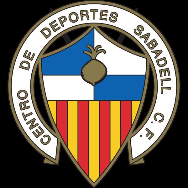 CF Sabadell Logo ,Logo , icon , SVG CF Sabadell Logo