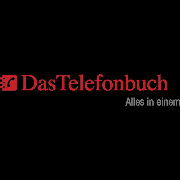 DAS TELEFONBUCH Logo ,Logo , icon , SVG DAS TELEFONBUCH Logo