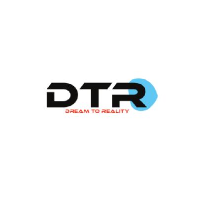DTR ,Logo , icon , SVG DTR