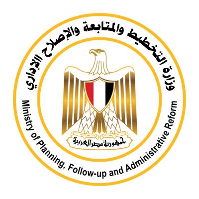 وزارة التخطيط والمتابعة , مصر ,Logo , icon , SVG وزارة التخطيط والمتابعة , مصر