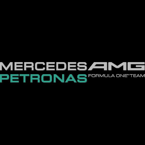Mercedes Amg Petronas F1 Logo ,Logo , icon , SVG Mercedes Amg Petronas F1 Logo