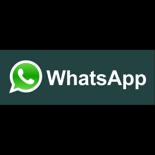 WhatsApp white ,Logo , icon , SVG WhatsApp white