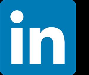 LinkedIn [in] icon Logo ,Logo , icon , SVG LinkedIn [in] icon Logo