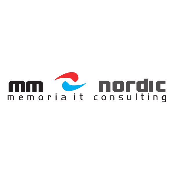 Memoria Nordic IT Consulting Logo ,Logo , icon , SVG Memoria Nordic IT Consulting Logo