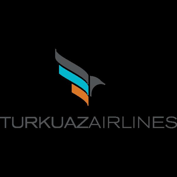 Turkuaz Airlines Logo ,Logo , icon , SVG Turkuaz Airlines Logo