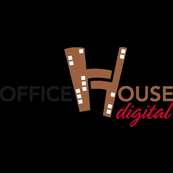 Office House Digital Logo ,Logo , icon , SVG Office House Digital Logo