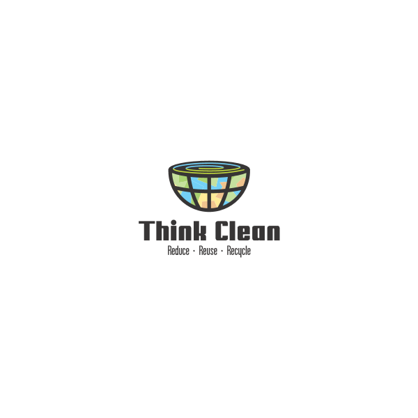Think Clean Logo ,Logo , icon , SVG Think Clean Logo