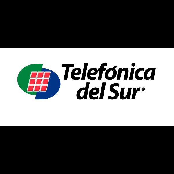 Telefónica del sur Logo ,Logo , icon , SVG Telefónica del sur Logo