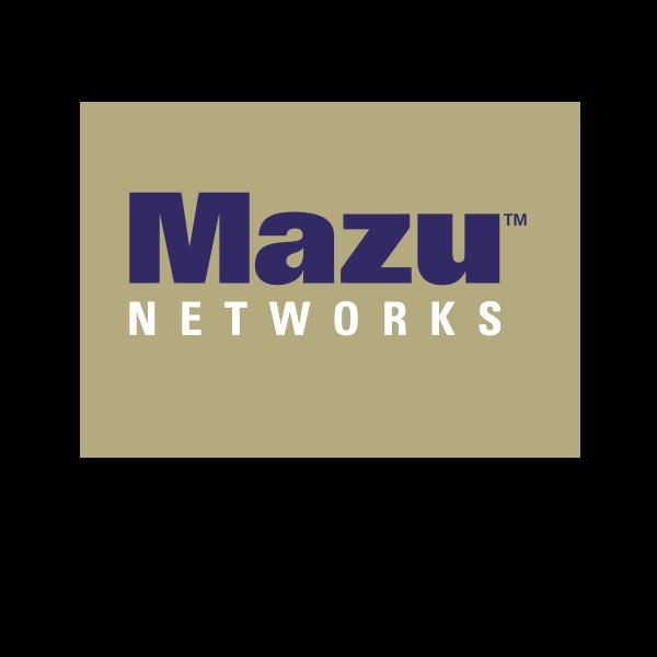 Mazu Networks Logo ,Logo , icon , SVG Mazu Networks Logo
