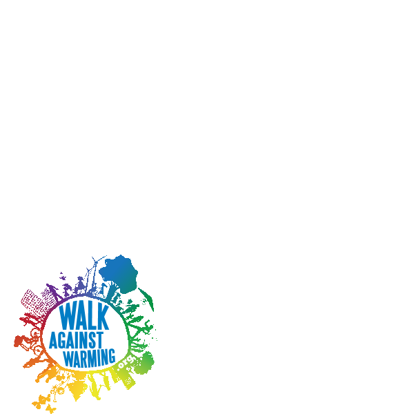 Walk Against Warming Logo ,Logo , icon , SVG Walk Against Warming Logo