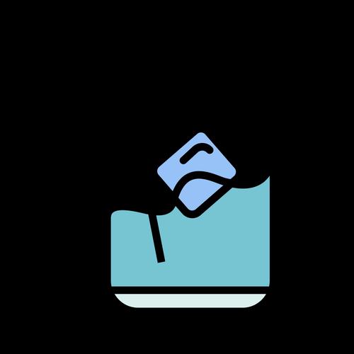 Ice_Tea ,Logo , icon , SVG Ice_Tea