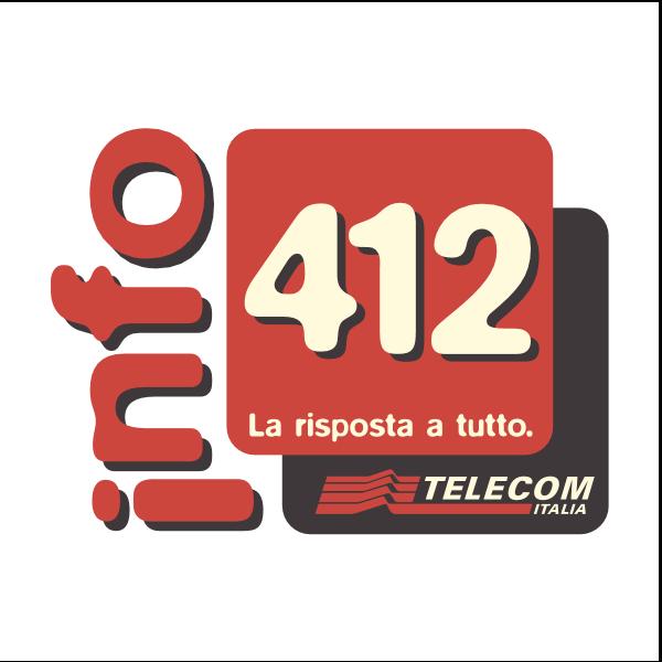 Info412 Logo ,Logo , icon , SVG Info412 Logo