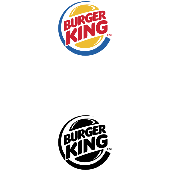 Burger King logo3 ,Logo , icon , SVG Burger King logo3