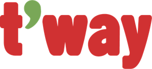 T Way airlines Logo ,Logo , icon , SVG T Way airlines Logo