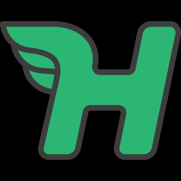 hermes ,Logo , icon , SVG hermes