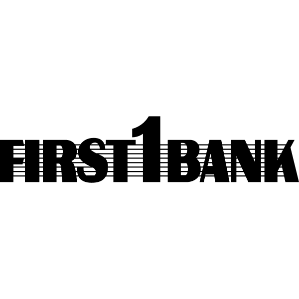First 1 Bank  Download - Logo - icon  png svg