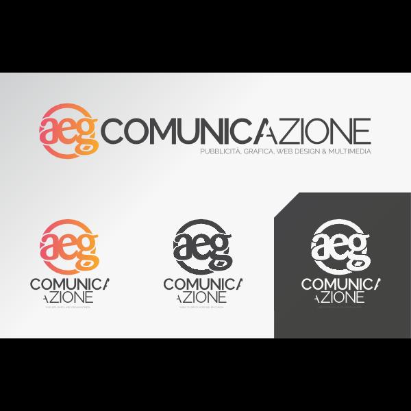aegcomunicazione Logo ,Logo , icon , SVG aegcomunicazione Logo