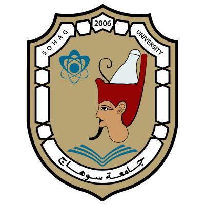 جامعة سوهاج , مصر ,Logo , icon , SVG جامعة سوهاج , مصر