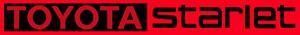 TOYOTA STARLET Logo ,Logo , icon , SVG TOYOTA STARLET Logo