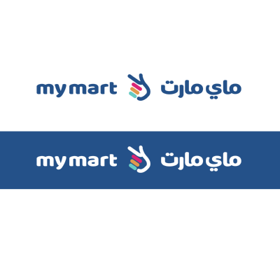 mymart شعار ماي مارت ,Logo , icon , SVG mymart شعار ماي مارت