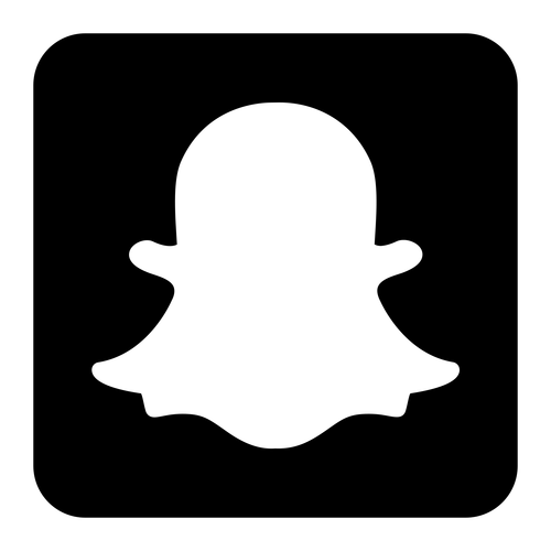 snapchat square ,Logo , icon , SVG snapchat square