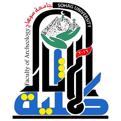 جامعة سوهاج ـ كلية الأثار , مصر ,Logo , icon , SVG جامعة سوهاج ـ كلية الأثار , مصر