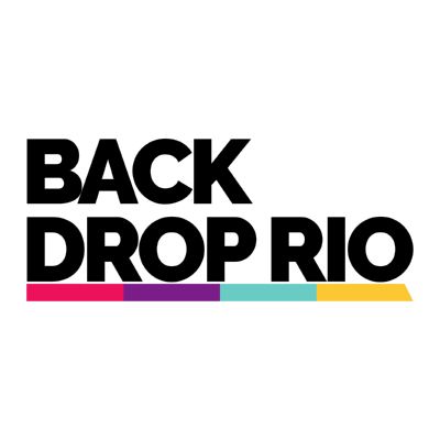 backdrop rio ,Logo , icon , SVG backdrop rio