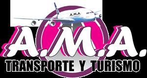 AMA TRANSPORTE Y TURISMO Logo ,Logo , icon , SVG AMA TRANSPORTE Y TURISMO Logo